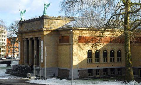 Muzeul voor Schone Kunsten din Gent