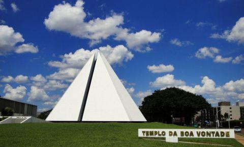 Templul Bunavointei din Brasilia
