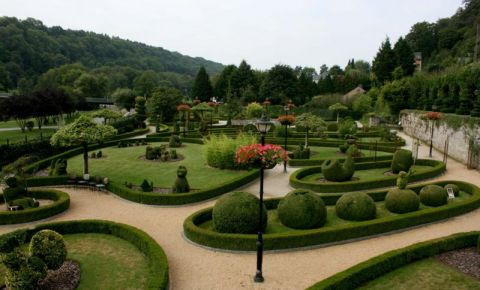 Parcul Topiary din Durbuy