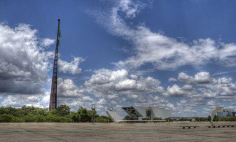 Piata Tres Poderes din Brasilia