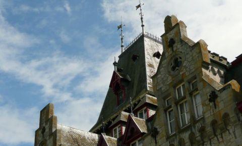Turnul Belvedere din Durbuy
