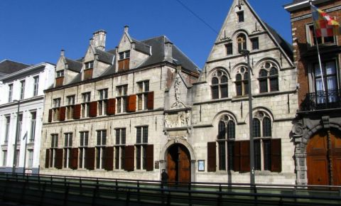 Casa Virginelor din Anvers