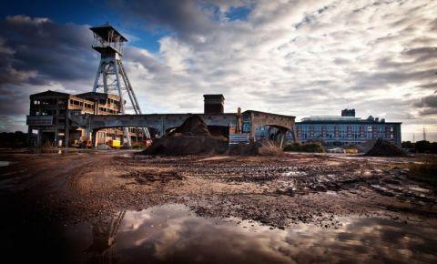 Minele de Carbuni Zwartberg din Genk