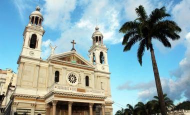 Basilica Santuario de Nazare din Belem
