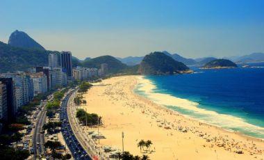Plaja Copacabana