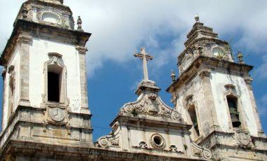Biserica Ordem Terceira do Carmo din Salvador