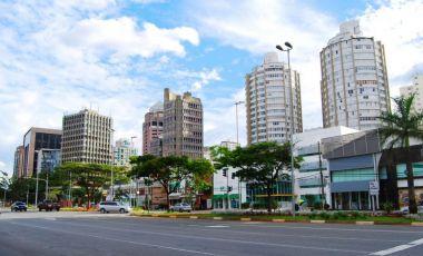Bulevardul Faria Lima din Sao Paolo