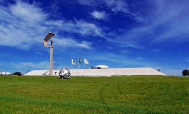Memorialul JK din Brasilia