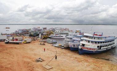 Plaja Lua din Manaus