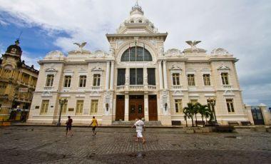 Palatul Rio Branco din Salvador
