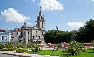 Biserica San Sebastian din Manaus