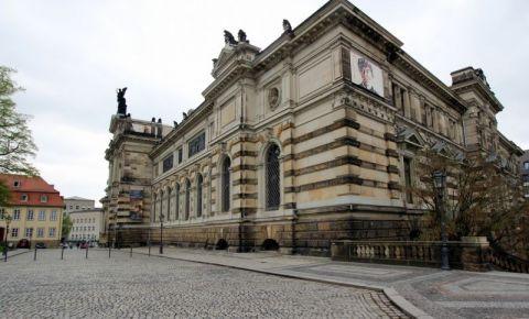 Muzeul Albertinum din Dresda