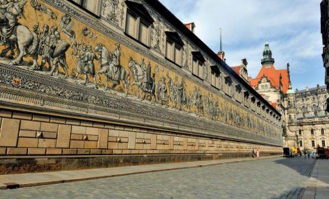 Pictura Murala Furstenzug din Dresda