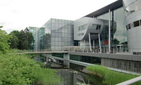 Fabrica Transparenta din Dresda