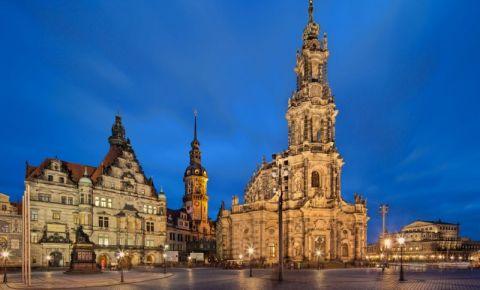 Biserica Catolica din Dresda