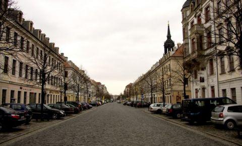 Strada Regelui din Dresda