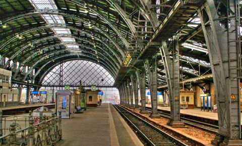 Gara Dresden-Neustadt din Dresda