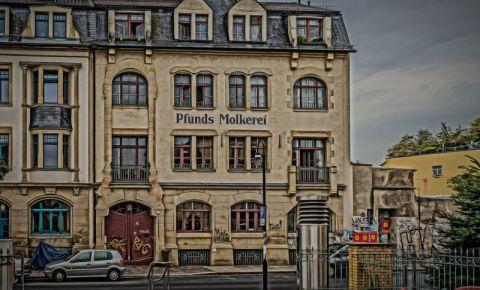 Laptaria lui Pfund din Dresda