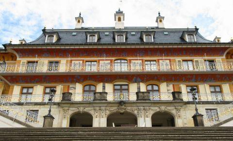 Palatul Pillnitz din Dresda