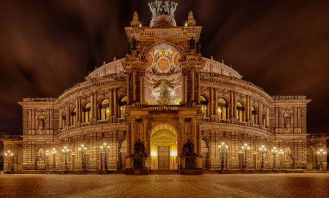 Opera Semper din Dresda