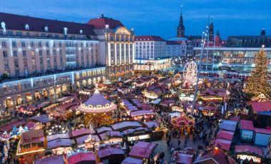 Vechea Piata Comerciala din Dresda