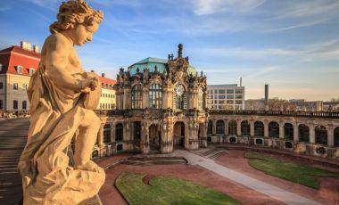 Palatul Zwinger din Dresda