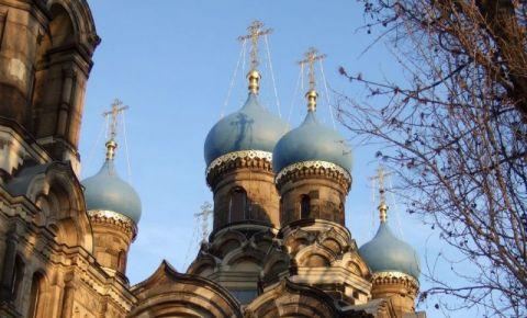 Biserica Ortodoxa Rusa din Dresda