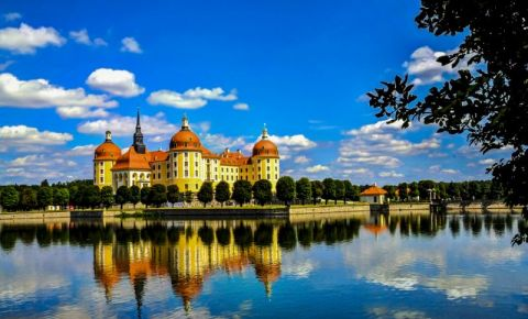 Castelul Moritzburg