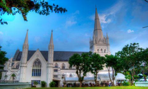 Catedrala Sfantul Andrei din Singapore