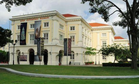 Muzeul Civilizatiilor Asiatice din Singapore
