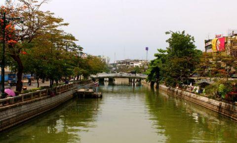 Cartierul Baan Krua din Bangkok