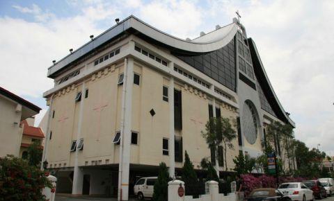 Biserica Familiei Sfinte din Singapore