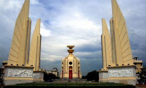 Monumentul Democratiei din Bangkok
