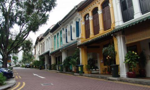 Dealul de Smarald din Singapore