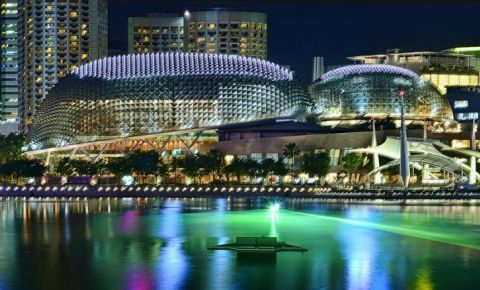 Complexul Esplanada din Singapore