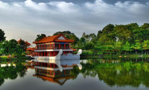 Gradina Chinezeasca si Gradina Japoneza din Singapore