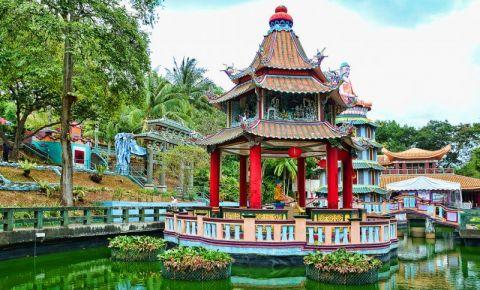 Casa Haw Par din Singapore