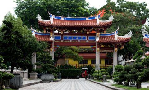 Manastirea Lian Shan Shuang