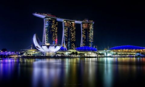 Complexul Hotelier Marina Bay Sands