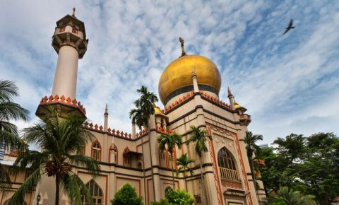 Moscheea Sultanului Hussain