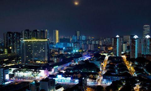 Cartierul Mica Indie din Singapore