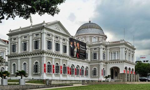 Muzeul National din Singapore