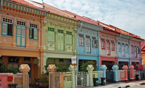 Casa Peranakan din Singapore