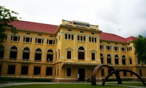 Muzeul Subacvatic Siam din Bangkok