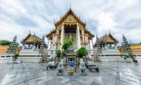 Templul Suthat din Bangkok