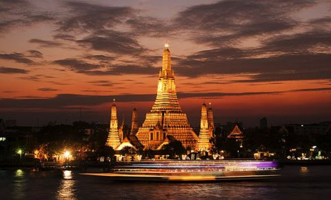 Templul Zorilor din Bangkok