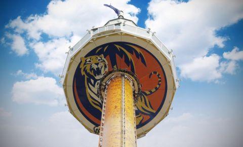 Turnul Tiger Sky din Singapore