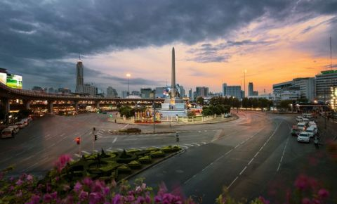 Monumentul Victoriei din Bangkok