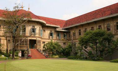 Palatul Vimanmek din Bangkok