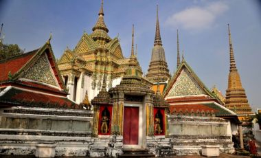 Templul lui Buddha din Bangkok